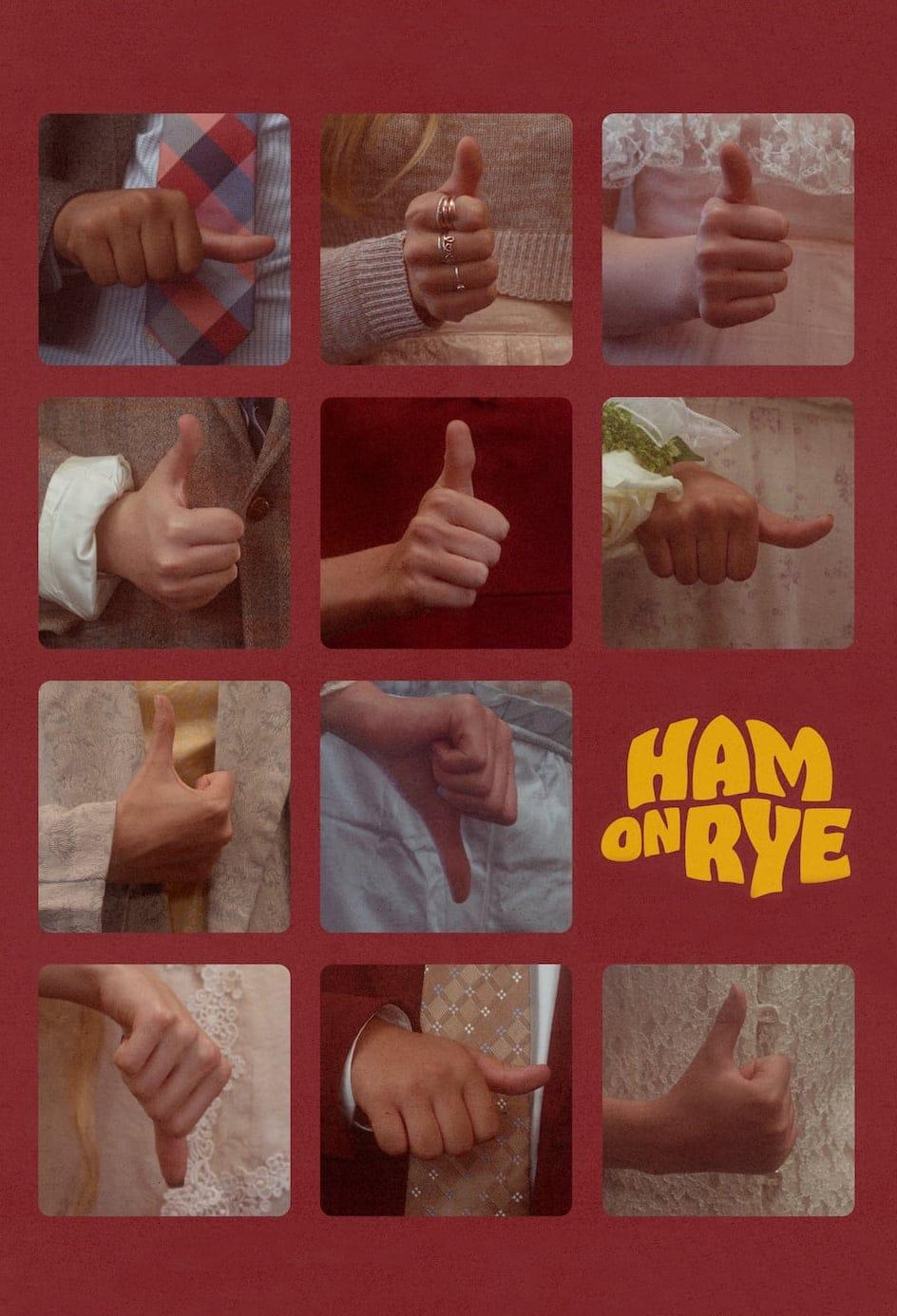 Poster for Ham on Rye