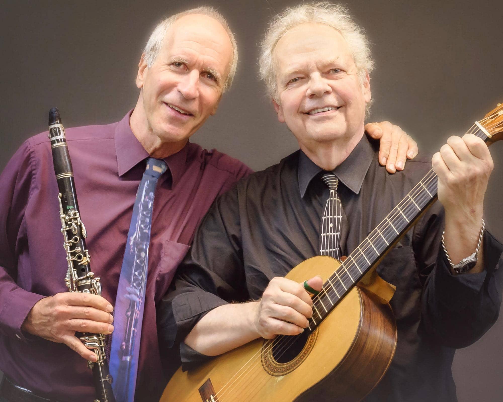 Billy Novick & Guy Van Duser