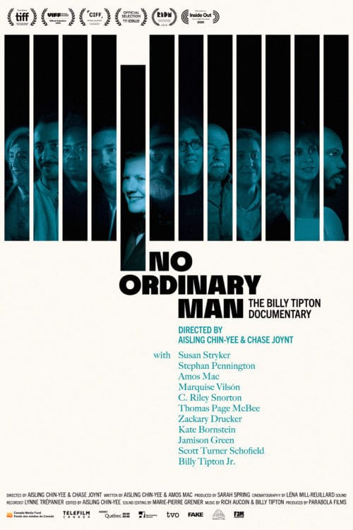 Poster for No Ordinary Man