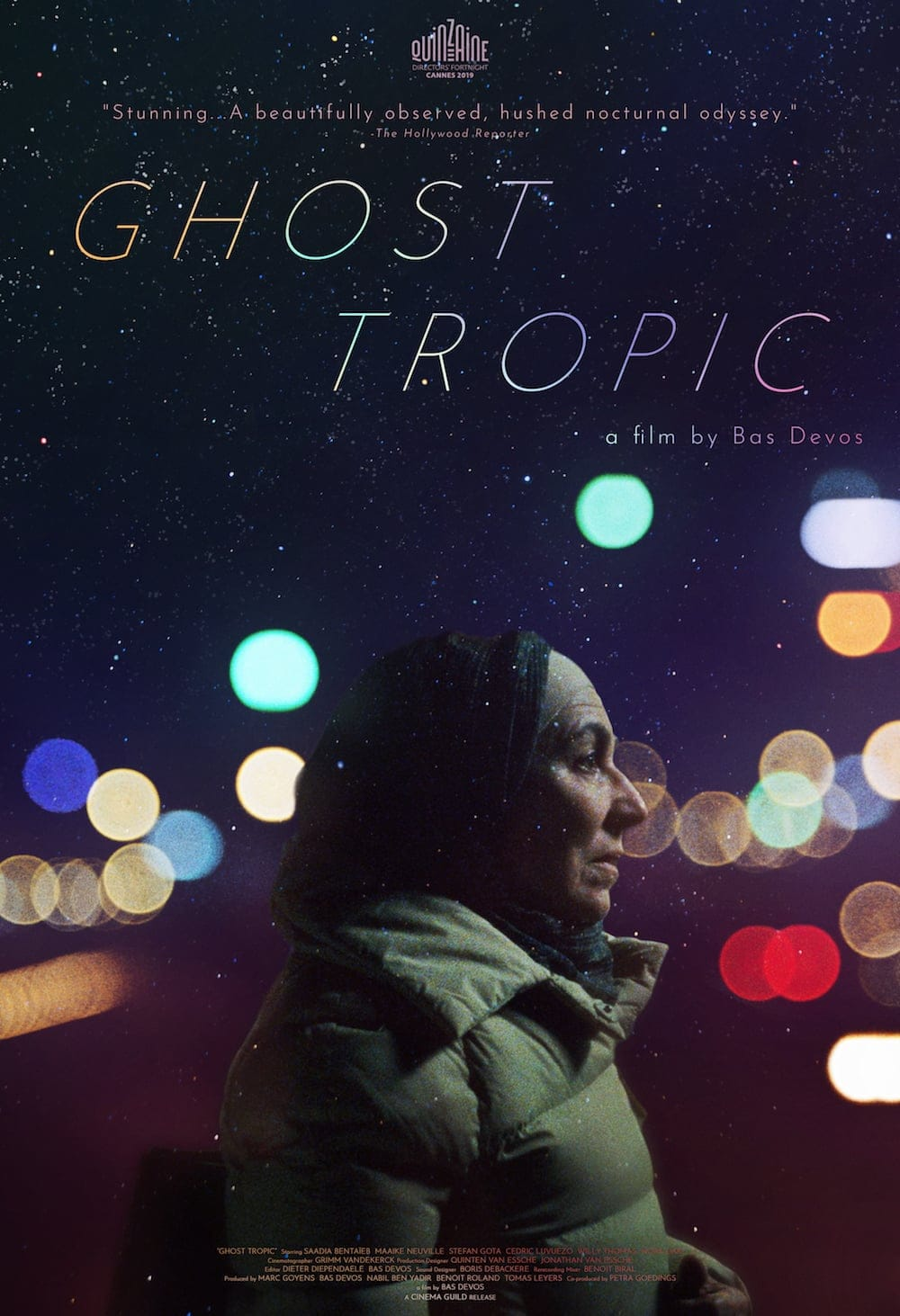 Poster for Ghost Tropic